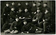 Gardesoldaten, Ersatz, Original-Photo von 1915