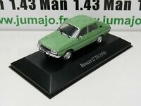 ARG8B 1/43 SALVAT Autos Inolvidables: Renault 12 TS (1976)