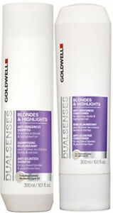 GOLDWELL DUALSENSES BLONDES & HIGHLIGHTS SHAMPOO AND CONDITIONER 300 ML