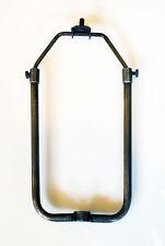 Lamp Harp - Antique Black - Adjustable- Lighting Harp- Accepts Finial and Socket