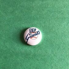 1960's  San Francisco Giants  Pin Back Button