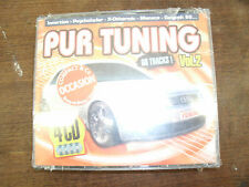 PUR TUNING vol 2 compil 4 CD