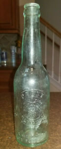 Old Beer Bottle Pabst Milwaukee - BOTTLE NOT TO BE RESOLD