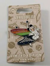 Walt Disney World Space Mountain 45th Anniversary Limited Edition Pin