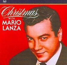 Christmas With Mario Lanza - CD 64vg