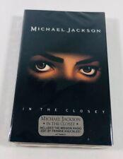 Rare 1991 Sealed Michael Jackson In The Closet Music Cassette Duet Mystery Girl
