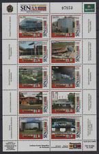 1480 Venezuela 2006 Customs Buildings, Architecture Sheet MNH