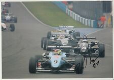 Bruno Senna Hand Signed 12x8 Photo - Formula 1 Autograph F1.