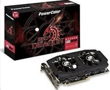 PowerColor Red Dragon Radeon RX 580 8GB Graphics Card New Never Used