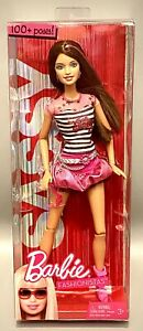 Barbie Doll fashionistas sassy 1 wave 2009 ooak MATTEL New In Box