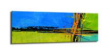 Images sur toile sur cadre 120 x 40 cm abstrait pret a accrocher 5742
