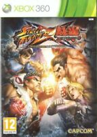 Xbox 360 - Street Fighter X Tekken - Same Day Dispatched - Boxed - VGC