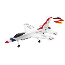 RC ferngesteuerter Kampfjet F-16,Flugzeug-Modell mit Akku,Modellbau Militär Jet