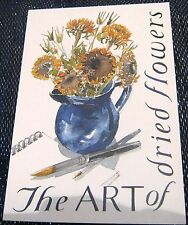 Advertising The art of Dried Flowers the Hop Shop Sevenoaks