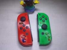 Manette switch joy con nintendo neuve Custom à l'aérographe ! Mario