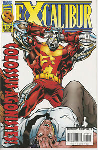 °EXCALIBUR #92 I WANT YOU!°1995 US Marvel Guest-starring Colossus