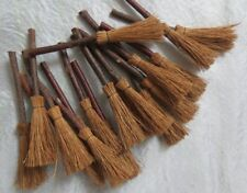 Besom brooms, x 5 ~ Wicca ~ small Witches broomsticks  ~  * BULK OFFER*