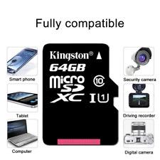 Kingston Micro SD Card 16GB 32GB 64GB 128GB TF Class 10 Free Shipping