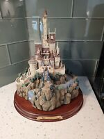 The Beast's Castle DISNEY WDCC Enchanted Places Beauty & The Beast