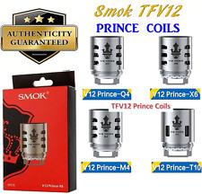 SMOK TFV12 PRINCE Coils - Q4 | M4 | X6 | T10 | Mesh, Dual & Max Mesh