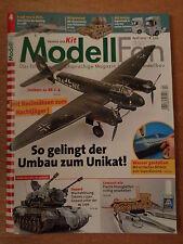 Zeitschrift ModellFan, April 2017.