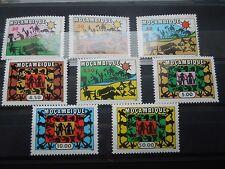 N655 STAMPS  MOZAMBIQUE 1975 MI 594-601 A MNH