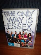 The Only Way Is ESSEX  Series Three Dvd - All Region