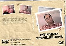 William Cooper - CNN Interview UNCUT, Moon Landing Hoax, UFO Cover-Up DVD