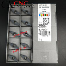 Vcmt160404 Sm Ic907 Vcmt331 Sm Cnc Carbide Blade Insert Milling Cutter Insert