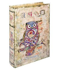 Hope Owl Storage Book Box