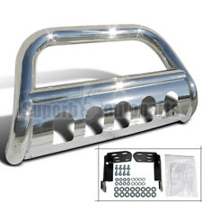 "Dodge Ram 03-05 1500 03-09 2500/3500 3"" Chrome Stainless Bull Bar Grill Guard"