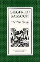 The War Poems of Siegfried Sassoon by Sassoon, Siegfried