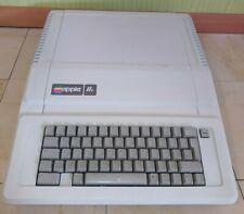 Genuine 1982 Apple IIe Computer A2S2064D PAL 240 Volt Tedesco QWERTZ
