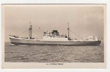M.V. Cyprian Prince Shipping RP Postcard, B647