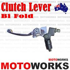 Left Bi Fold Foldable Clutch Lever 125cc 140 150cc 250cc PIT PRO TRAIL DIRT BIKE