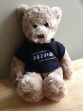 NORFOLK SOUTHERN RAILWAY CHELSEA TEDDY BEAR, THE THOROUGHBRED CODE OF ETHICS