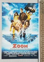 Zoom Movie RARE Print Advertisement