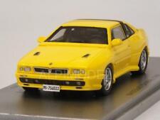 Maserati Shamal 1988 Yellow 1:43 KESS KE43014022