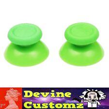 2X Verde PS4 Playstation Four 4 Stick Mando Joystick