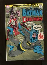 BRAVE AND THE BOLD #86 (7.0) DEADMAN AND BATMAN