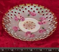 Vintage Tea Saucer LM Royal Halsey Very Fine mbh