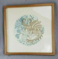 "Felicity Rainnie Original Art ""TREE GRIFFIN"" From the GALERIA DE ARTE"