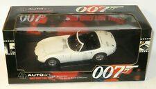 1/18 Autoart  Toyota 2000GT Cabrio  James Bond 007 You Only Live Twice Edition