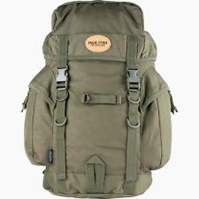 Jack Pyke 25L Back Pack/ Ruck Sack In Green - Camping/ Hiking/ Fishing/ Shooting
