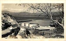 1930-50 RPPC Oil Plant Distribuidora de Petróleos Mexicanos Manzanlla Col Mexico