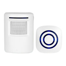 Wireless PIR Shop Store Entry Visitor Doorbell Chimes 38 Motion Sensor EUR Plug