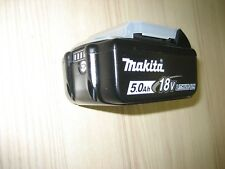 BATTERIA ORIGINALE MAKITA BL1850B 197280-8   AH 5 - V 18 LITHIUM-ION