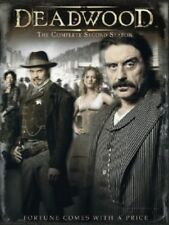 Deadwood Complete Season 2 (DVD) [Polished Region 4] (Q)