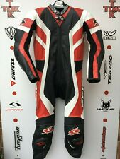 Spyke 1 piece race suit with hump size 42 uk 52 euro