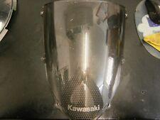 Kawasaki ZX-10R ZX 1000 2005-06 FRONT WIND SCREEN WINDSCREEN WINDSHIELD (OEM)